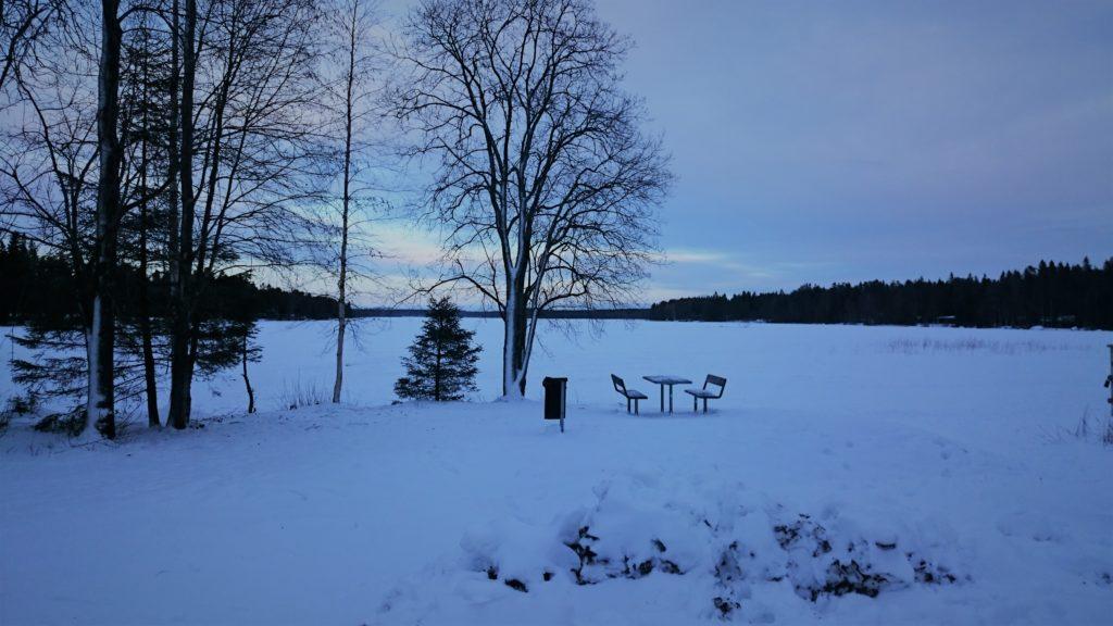 スウェーデン風景